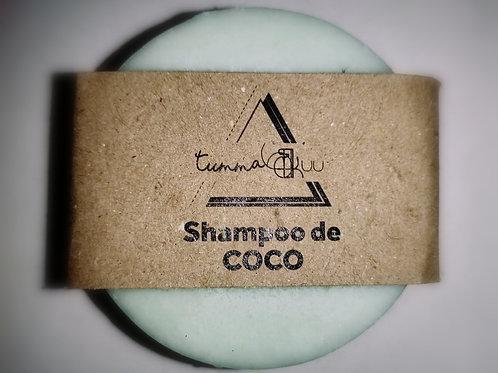 Shampoo de Coco