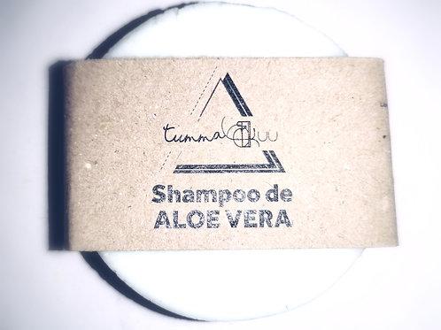 Shampoo Sólido de Aloe Vera