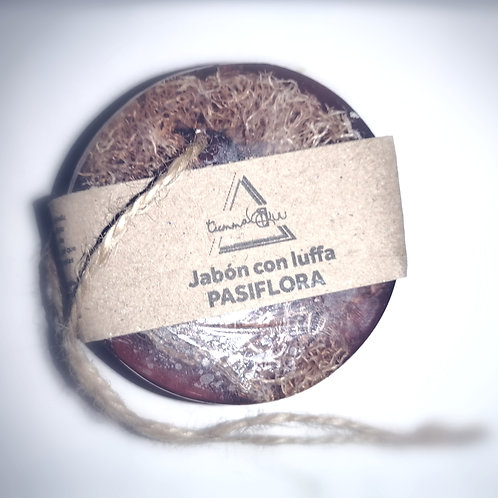Jabón de Pasiflora