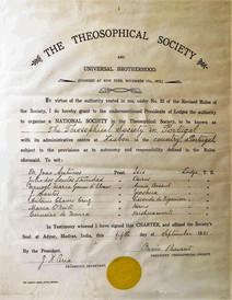 Centenário da Sociedade Teosófica de Portugal