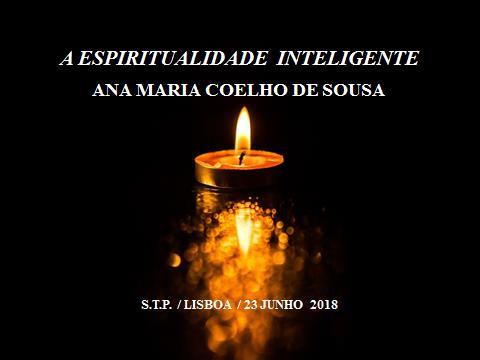 A espiritualidade inteligente