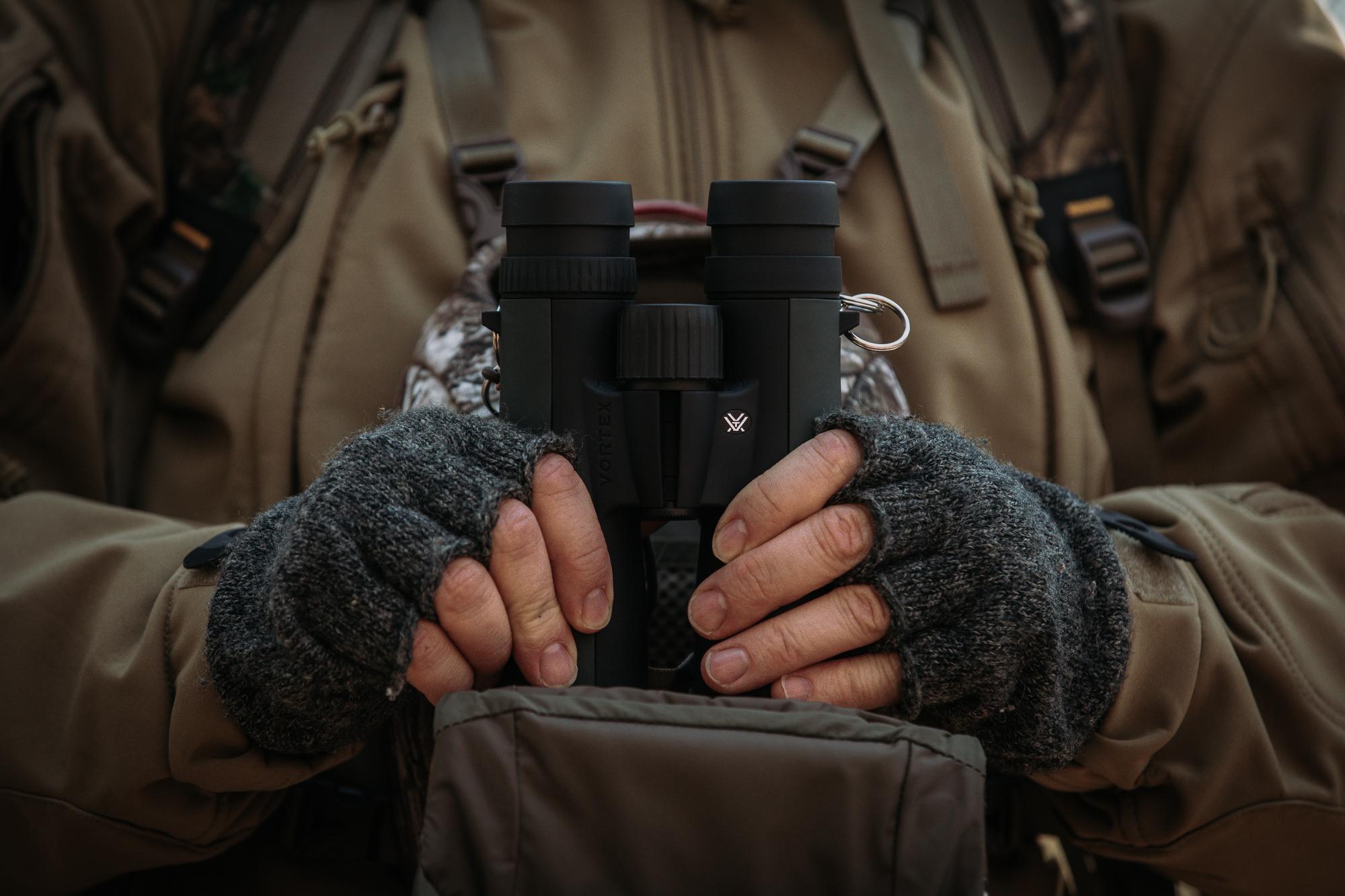 Vortex Binoculars + Badlands Bino X