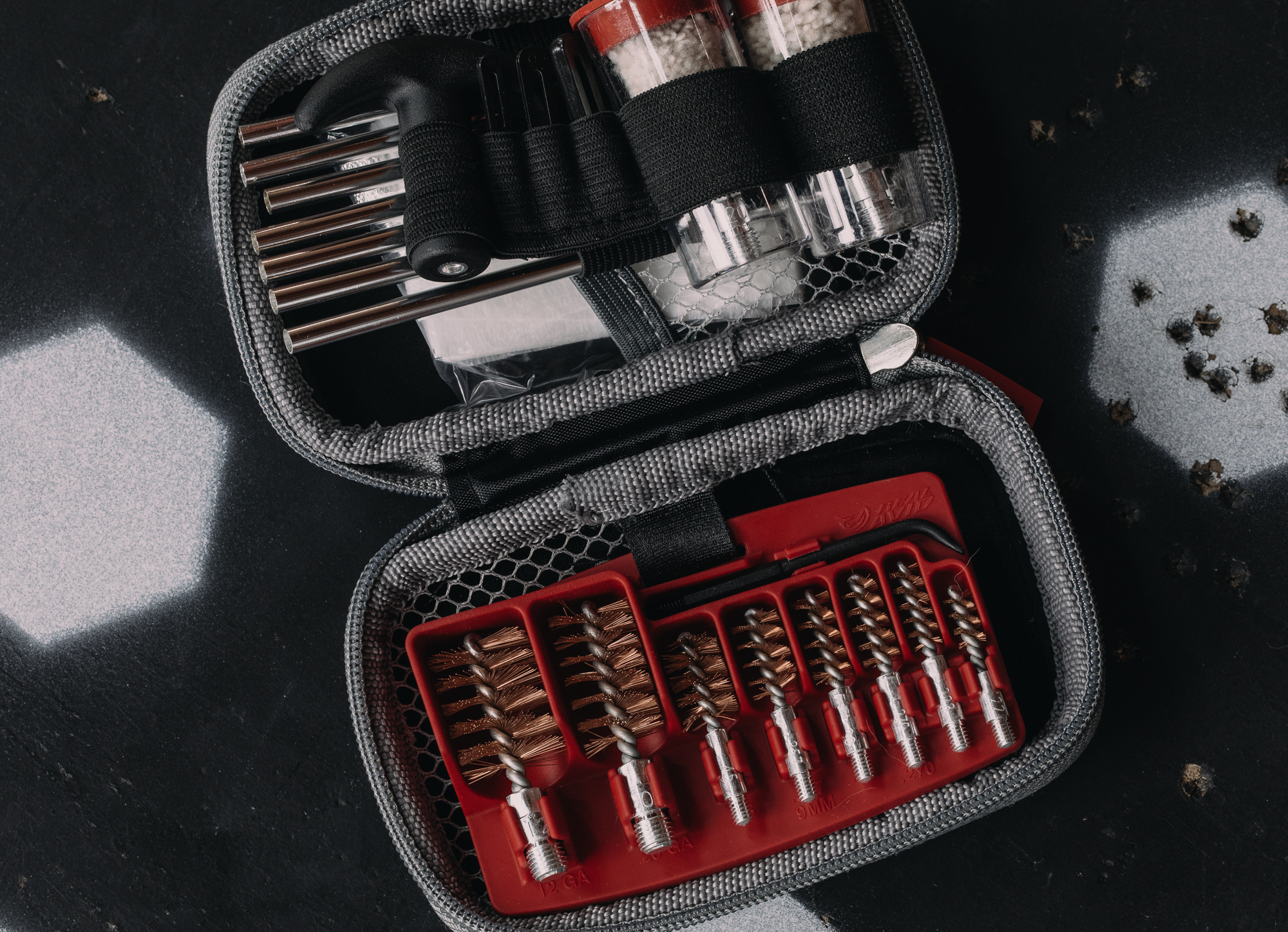 Real Avid Universal Rod Cleaning Kit