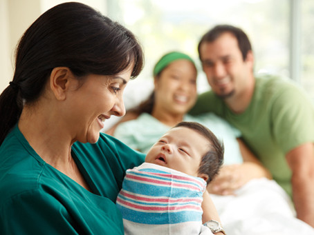 What is a Baby Nurse? How to Become a Newborn Specialist (Baby Nurse)