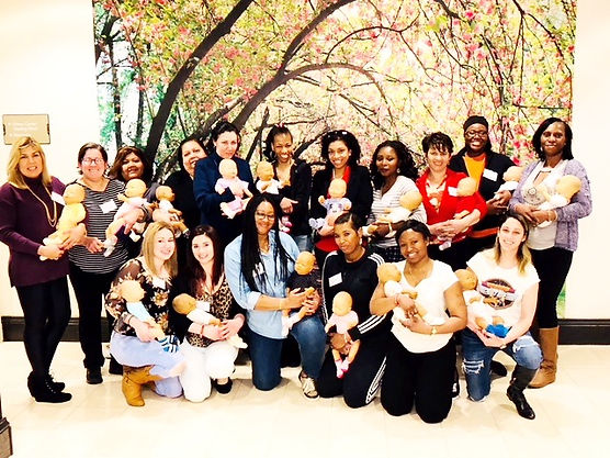 Newborn Specialist Class NYC April 2018_
