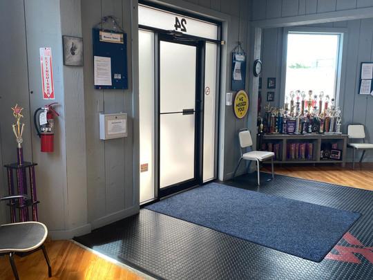 DRS Entrance