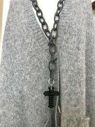 Hornanhänger Kreuz