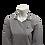 Thumbnail: Polo fille gris mixte à manches longues
