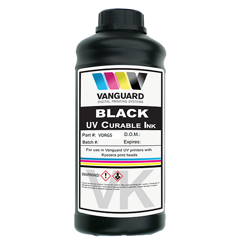 Vanguard VDRG5 UV Curable Gen5 Ink 1 liter