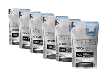 Epson UltraChrome DS Ink T741 6 pack