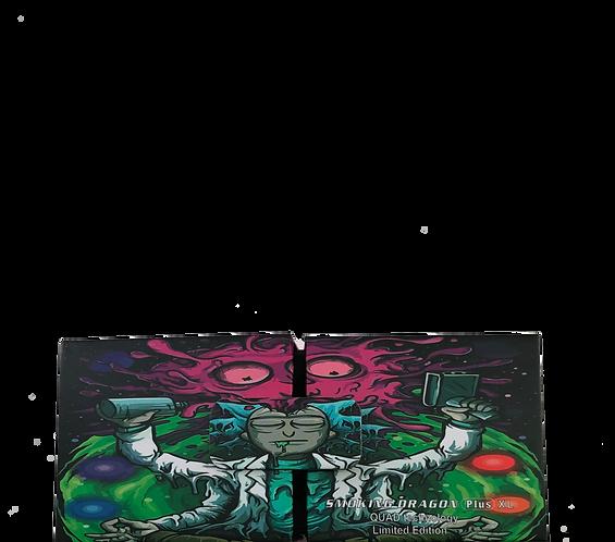 Smoking Dragon XL Rick and Morty Vaporizer
