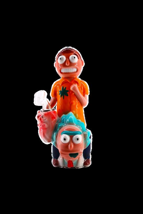 Ricky & Morty Dab rig
