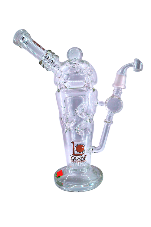 MilkShake LOOKAH Glass Oil Rig (wpc729)
