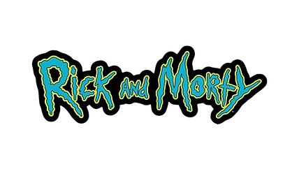 rick-and-morty-logo-font-free-download.p