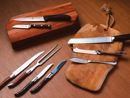 7 tipos de faca que você precisa ter na sua cozinha