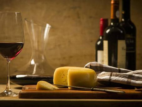 Queijos e vinhos: saiba como harmonizar