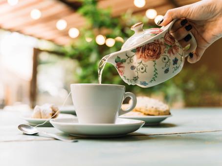 Saiba como organizar um chá da tarde