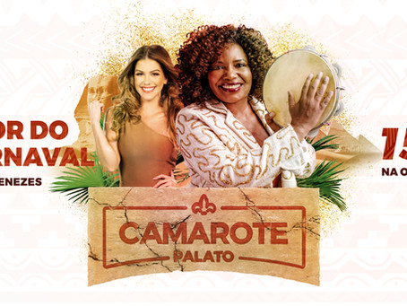 Camarote Palato 2020 anuncia suas atrações