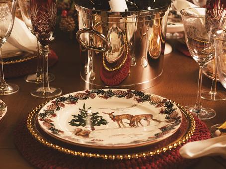 Natal: 3 dicas para uma mesa posta perfeita