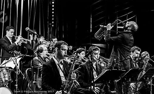 Vintage Orchestra au Studio de l'Ermitage