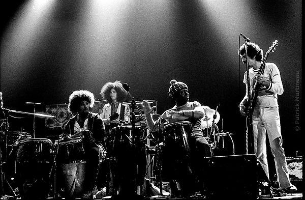 Carlos Santana Berlin 1972-09-11