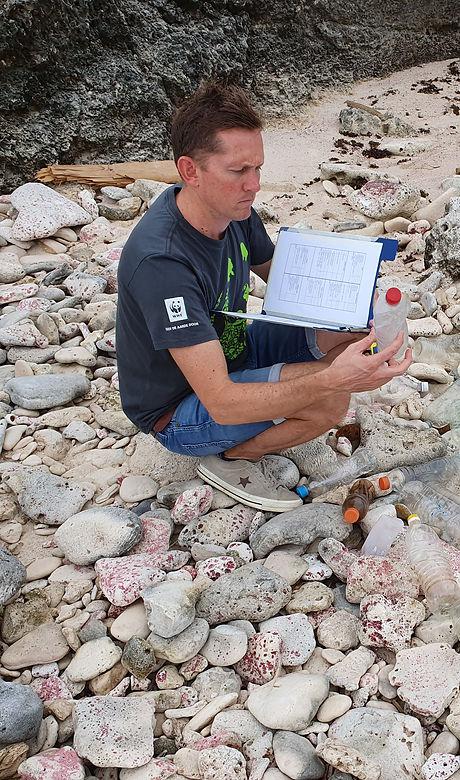 OSPAR Marine Litter Monitoring Bonaire