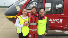 Bryony's story – Thames Valley Air Ambulance