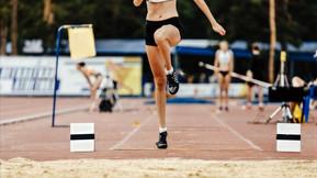 Самый дальний тройной прыжок среди женщин
