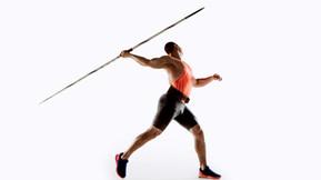 Самое дальнее расстояние в дисциплине метание копья среди мужчин