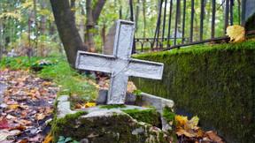 Самое большое кладбище