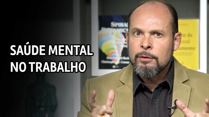 O que líderes fazem para cuidar da saúde mental no trabalho