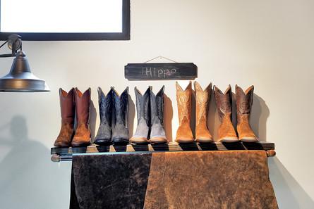 Men's Hippo Boots