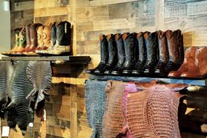 Nile Croc boots