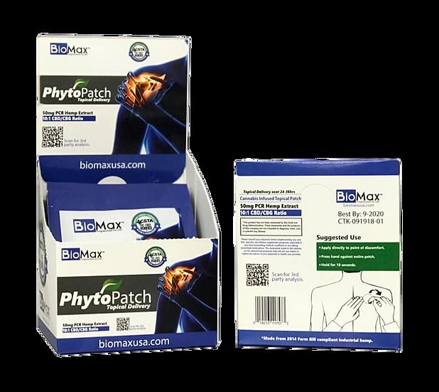 BioMax PhytoPatch / 50 mg