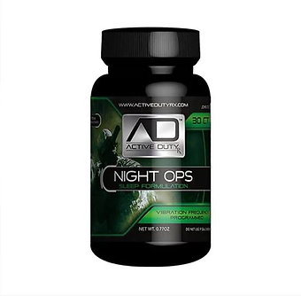 Active Duty RX Night Op Sleep Capsules