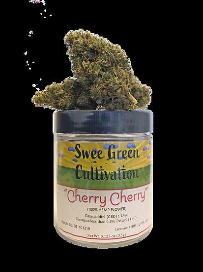 Cherry Cherry Hemp Flower 3.5g