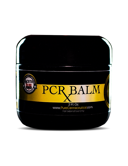 PCRX Ultra Premium Hemp Balm