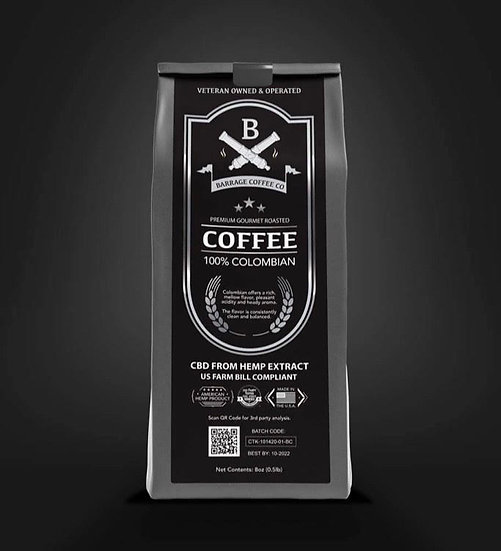 Premium Coffee Blend 8oz