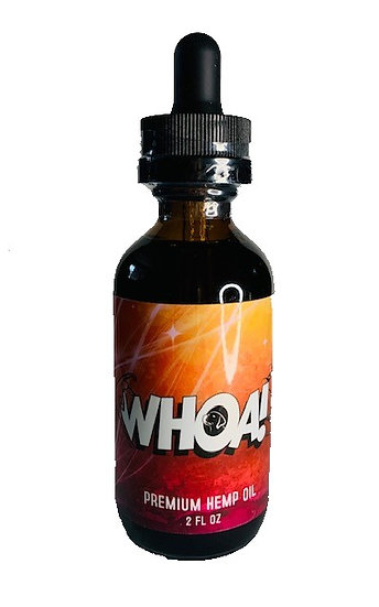 WHOA! Tincture 750mg with CBG
