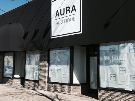 Aura Boutique Update