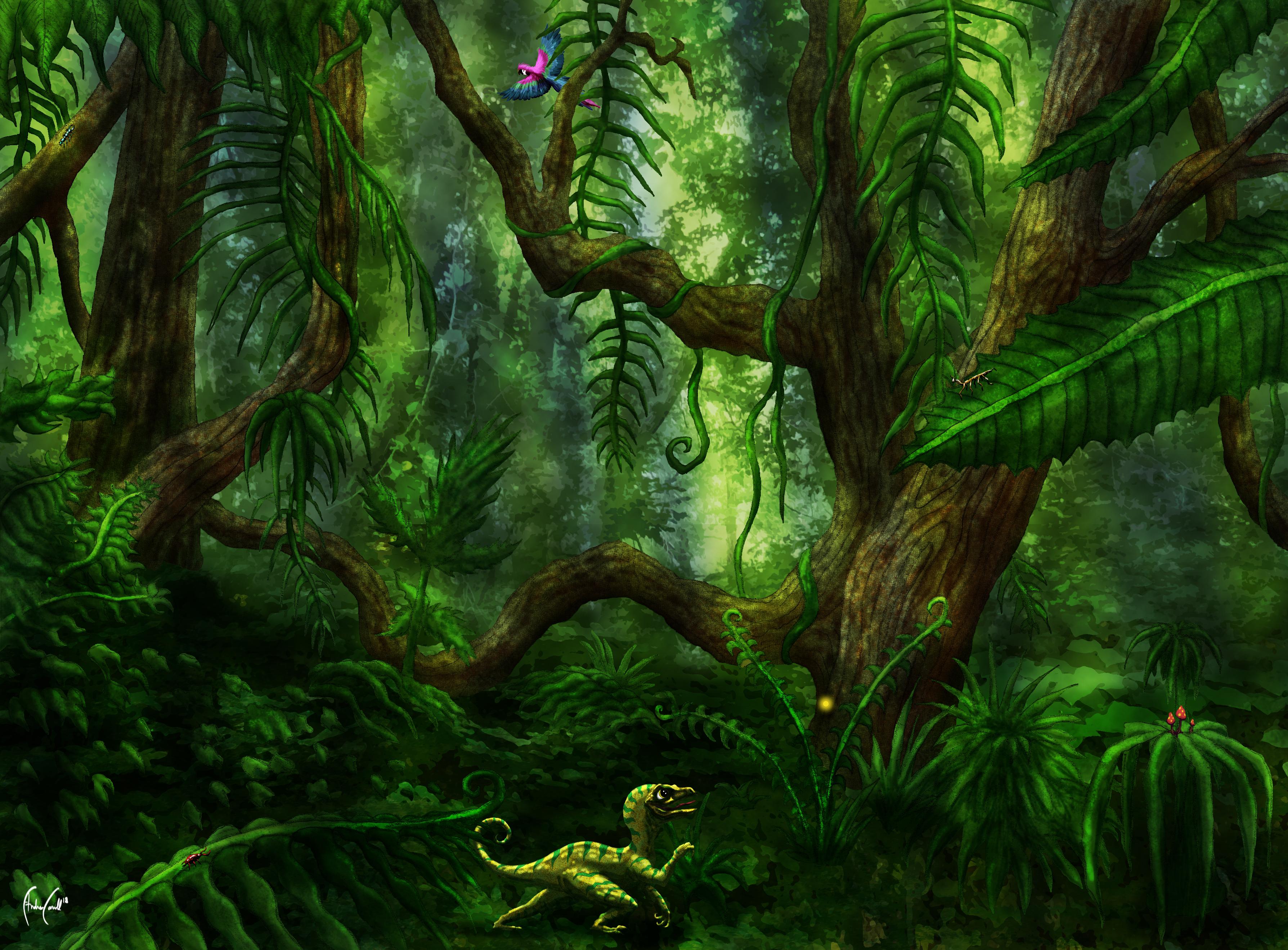 JungleBackgroundFinal