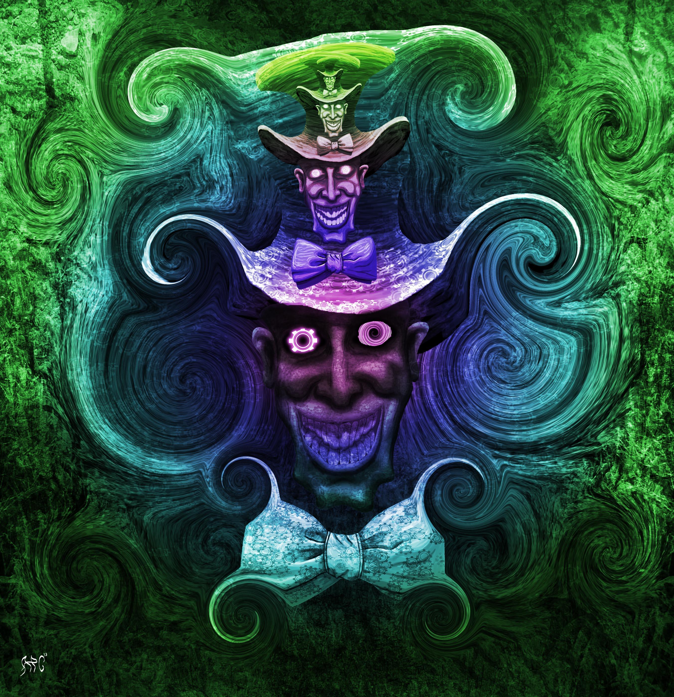 Hatter Totem
