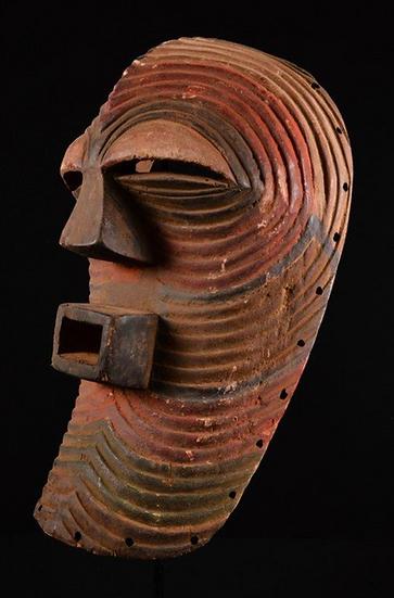 Masque Kifwebe du Congo