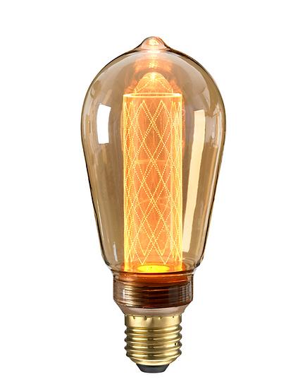Ampoule Led Circus Ambre