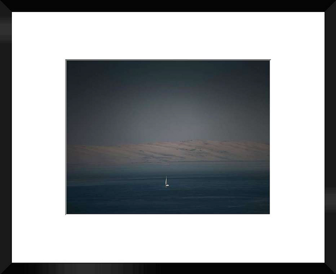 "Photo Encadrée ""Dune"" 50x40"