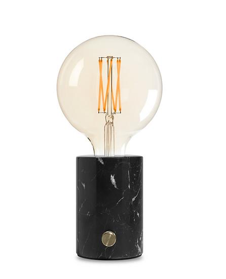 Lampe de table Orbis noire