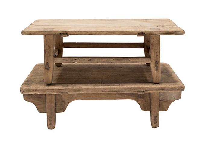 Table Kang Vintage