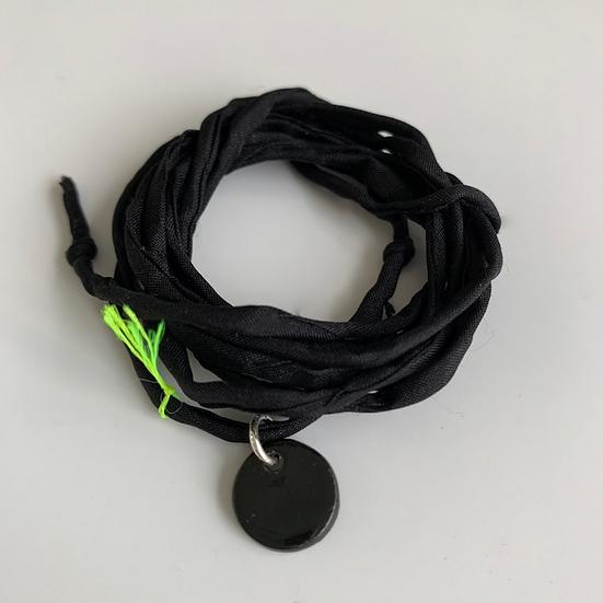 Bracelet Billie noir