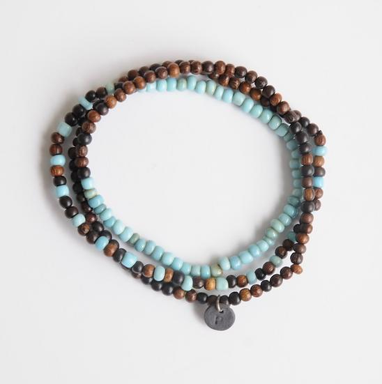 Bracelet Pharell turquoise