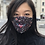 Thumbnail: Masque femme Tatoo compris